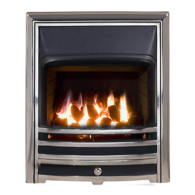 Aurora Glass fronted gas fire