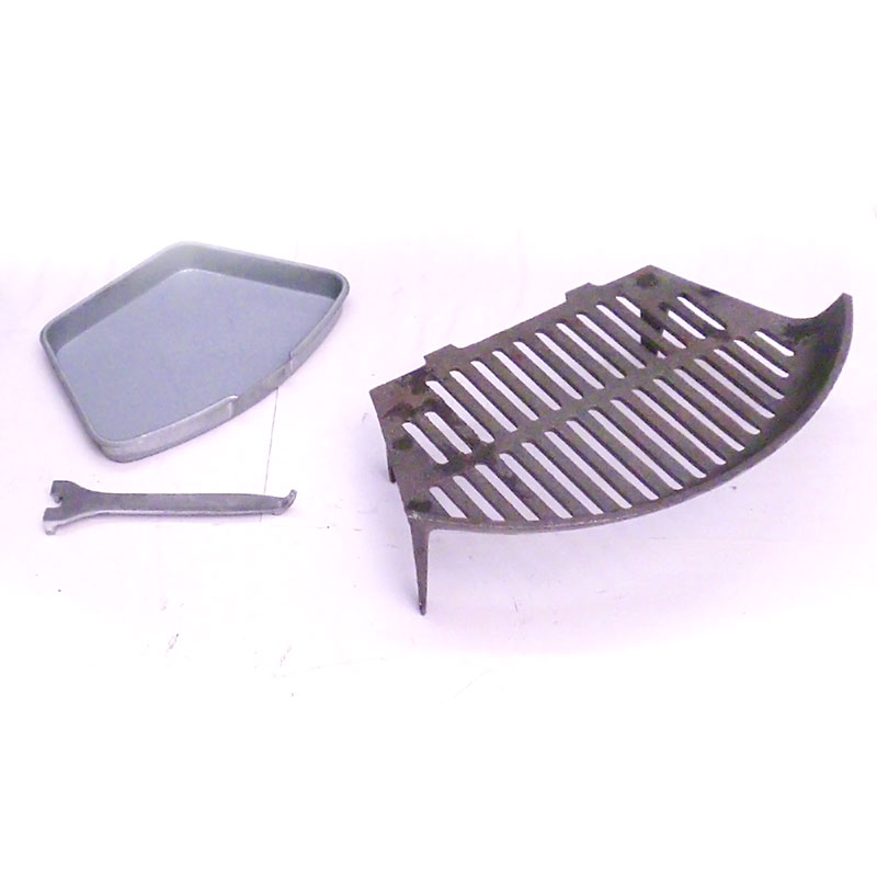 18 inch Solid Fuel Kit for Bow Front fret