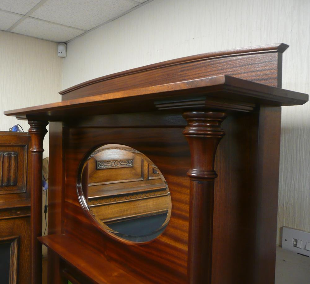 Edwardian Arch and mantel package deal
