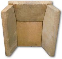 16 inch 4 Piece sectional Brick set
